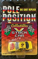 Pole Position 1991 Harry Gant #7 NASCAR Mac Tools 1:64 Die Cast Model - New!!