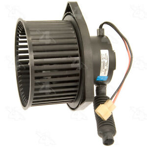 HVAC Blower Motor Front 4 Seasons 75771