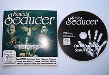 V/A SONIC SEDUCER VOL 177 _  CD SAMPLER _ Visions Bleak _ Velvet Acid Christ