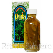 RUE Spiritual Perfume With Plant-Herb 2 oz UNISEX ( Perfume de RUDA con Planta )