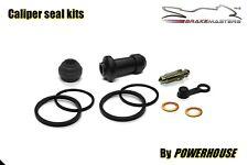 Honda CRF230 M front brake caliper seal rebuild repair kit set 2009 Supermoto