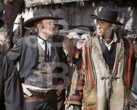 Pat Garrett And Billy The Kid (1973) Kris Kristofferson, James Coburn 10x8 Foto