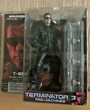Terminator 3: Rise of the Machines T-850 with Coffin Figure 2003 McFarlane New