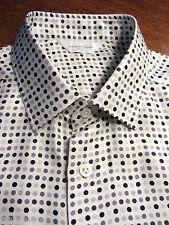 Ermenegildo Zegna Seiden COUTURE Hemd 39 / 15,5 - M - NP 705 € -Weiß -Traumhaft