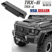 Front Bumper Air inlet for 1/10 TRAXXAS TRX4 TRX6 TRX4 G500 82096-4 RC Car USA