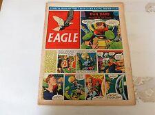 EAGLE Comic - Year 1954 - Vol 5 - No 27 - Date 02/07/1954 - UK Paper Comic