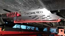 Prometeo Meccanica Stainless Skid Plate - 2012+ Fiat 500, Abarth, 500T & 500 NA