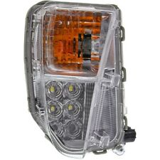 2012 2013 TOYOTA PRIUS TURN SIGNAL LAMP LIGHT WITH LED RIGHT PASSENGER