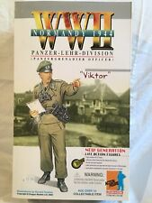 Dragon 1/6 WWII Normandy 1944 Panzer Lehr Division Officer Viktor Action Figure