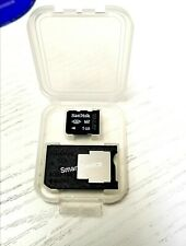 NEW Genuine SANDISK 1GB MICRO Memory STICK M2 Memory Card w Adapter