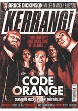KERRANG! Magazine #1694 - CODE ORANGE (BRAND NEW BACK ISSUE)