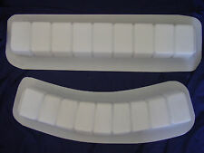 BRICK DESIGN CURVE & STRAIGHT BORDER EDGING CONCRETE MOLD SET  5014
