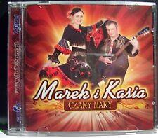Marek i Kasia CZARY MARY Folk Records Poland  Big RAR !!