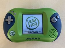 LeapFrog Leapster2 Handheld Educational Gaming Console System with CD