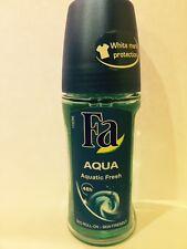 Fa Deodorant Roll-On - Aqua 50ml/1.7oz