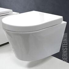 BERNSTEIN Luxus Wand-Hänge WC Toilette Softclose CH1088