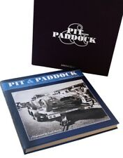 Pit & Paddock Photo book from the 1960's and 70's. New unopened.