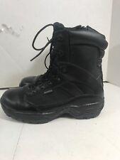 Herman Survivors Commander Waterproof Mens Size 13 Black Work Motorcycle Boots
