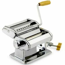 Gr8 Home Stainless Steel Pasta Maker Machine