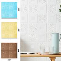 1pcs DIY Wall Stickers Ceramic Tile Room Decor Self Adhesive Brick Wandaufkleber