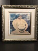 Helen Duckworth Nude Signed Print