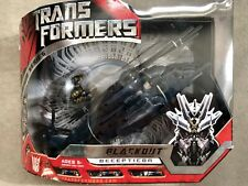 Transformers Premium Series Blackout In Mint Condition