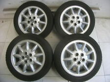 Genuine VW Golf 3 Vento Scirocco Corrado Alloy Wheels NEW Winter Tires 205 50