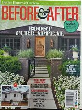 Better Homes And Gardens Before U0026 After 2017 Boost Curb Appeal