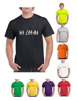 DEF LEPPARD Music Band Choose colour and size T-Shirt (S-2XL)