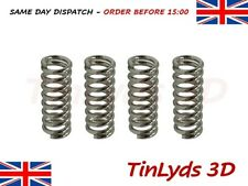 304 Stainless Steel Spring Compression Pressure Compressed 20mm Spring Pack Of 4