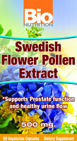 Swedish Flower Pollen Extract by BioNUTRITION, 60 caplet