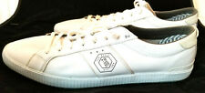 TED BAKER  Men's Size 13 US White Leather Lace Up Sneakers Shoes TB-88 London