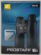 Nikon Prostaff 7s 10X42 Fernglas, 10x, 4,2 cm, Schwarz - OVP, Händler