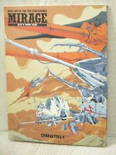 FIVE STAR STORIES MIRAGE Art Illustration Character Book