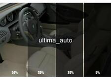 PRO QUALITY ANTI SCRATCH CAR WINDOW TINT FILM  DARK BLACK 15% 76X300CM