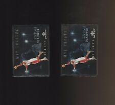 2000 Upper Deck MVP Theatre #M8 Hakeem Olajuwon Houston Rockets Lot of 2