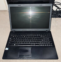 """ASUS A54C-SX133V 15.6"""" Laptop Black 4GB RAM 320G HDD WiFi - UNTESTED PAPRTS ONLY"""