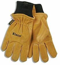 Kinco 901 Men's Pigskin Leather Ski Glove Heatkeep Thermal Lining Draylon Thre