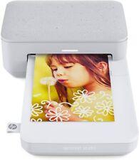 HP Sprocket Studio Fotodrucker Bluetooth Fotos Drucker 10x15 cm Snow B-WARE