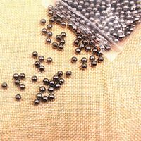 1 Bag 4.5mm Steel Ball Hunting Catapult Bearing Balls Ammo Outdoor Game