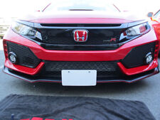 2017 2018 Honda Civic Type R - Removable Front License Plate Bracket STO N SHO