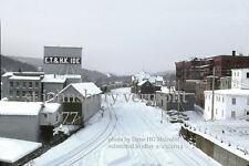 Boston & Maine RR / Canadian Pacific Railway  facilities St. Johnsbury Vt   1977