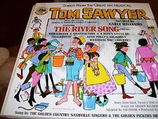 SONGS FROM THE GREAT HIT MUSICAL TOM SAWYER-THR RIVER SONG-LP-NM-EARLY WILLIAMS