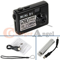 5MP HD Smallest Mini Spy Digital DV Camera Video Recorder Camcorder Webcam DVR