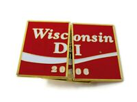 Collectible Pin: 2005 Wisconsin DI Destination Imagination It's the Real Think
