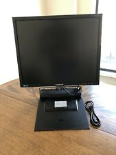"""Samsung S19C450BR 19"""" LED Business Monitor With Dell Pro2x Docking Station"""