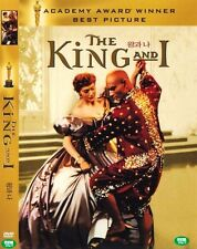 The King and I (1956) New Sealed DVD Yul Brynner