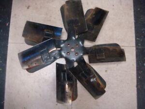 18 1/2 RADIATOR COOLING FAN CHEVY, CHEVROLET, 499501 7 BLADE FLEX FAN