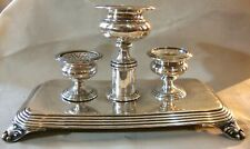 RARE ANTIQUE CHRISTOFLE SILVER PLATE NKWELL  Free Shipping Worldwide