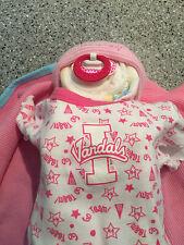 Idaho Vandals Girl Swaddle Baby Diaper Cake